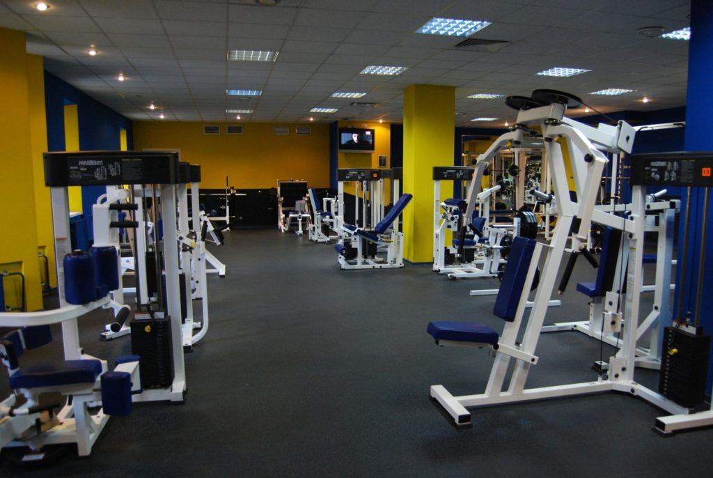 Тренажеры для фитнес-клуба