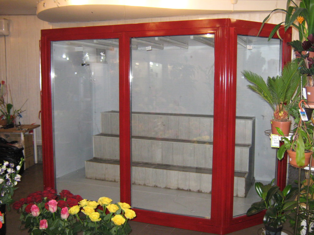 Оборудование для цветочного магазина
