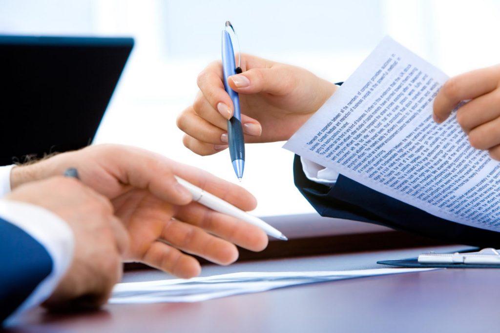 Юридическое оформление бизнеса