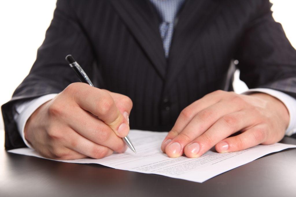 Юридической оформление бизнеса