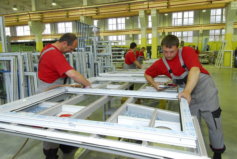 Цех по производству пластиковых окон должен располагаться в промышленном районе
