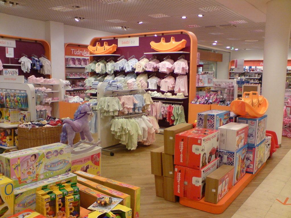 От выбора места во многом зависит прибыльность магазина