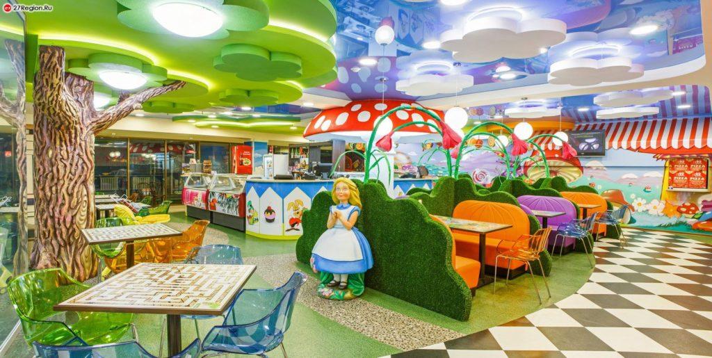Поблизости от нового детского кафе не должно быть конкурентов