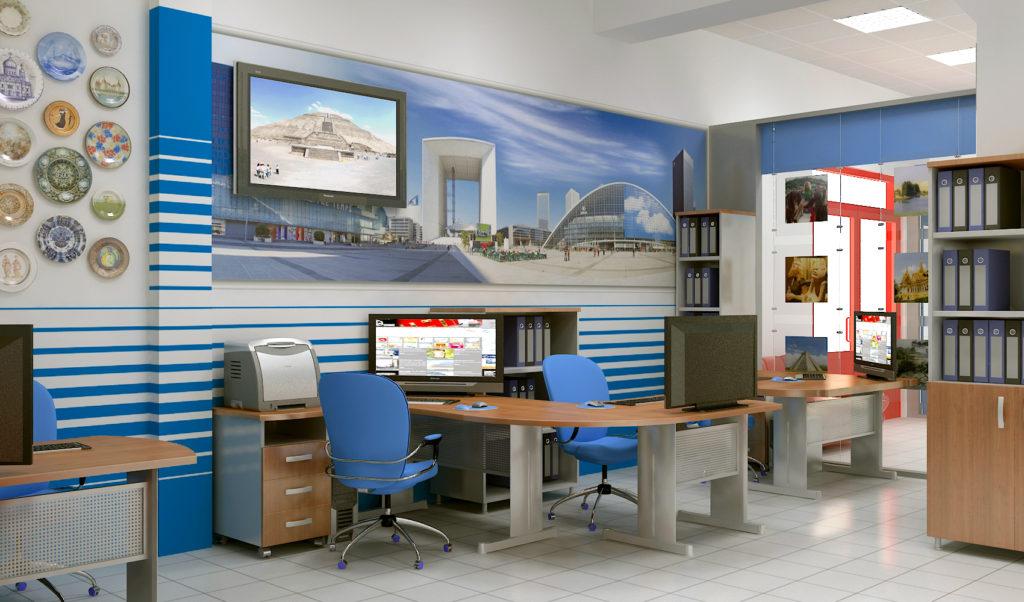 Офис должен располагаться как можно ближе к центру города