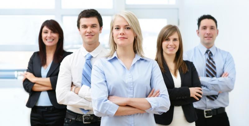 Персонал страховой компании должен иметь опыт работы  в данной сфере
