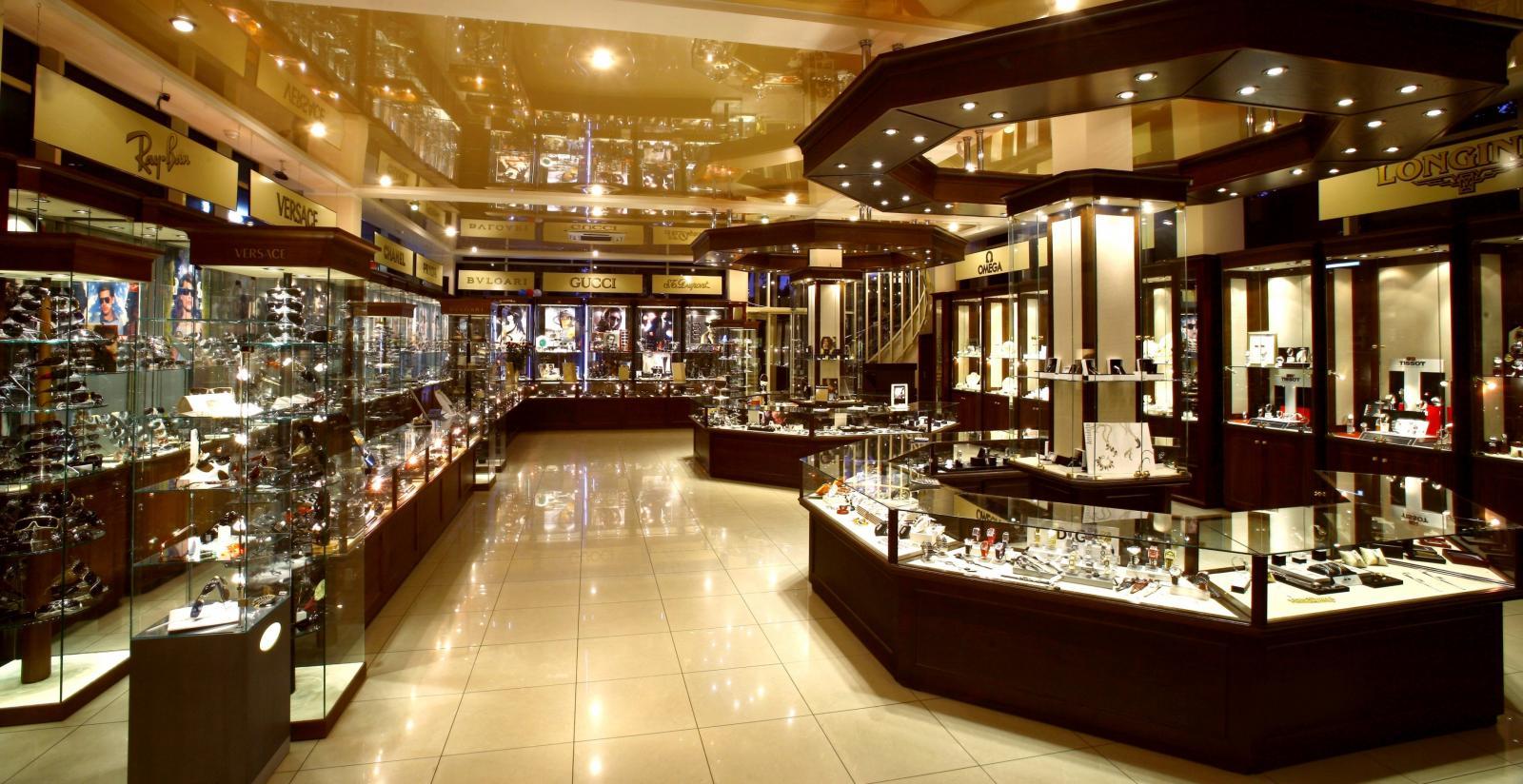 Бизнес-идея открытия ювелирного магазина
