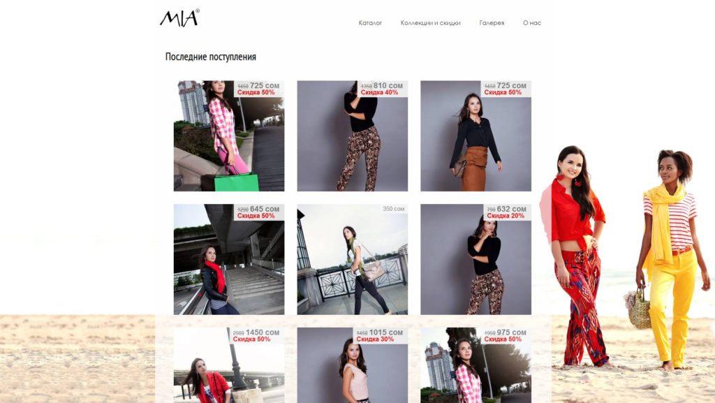 Интернет-магазин одежды нуждается в продвижении