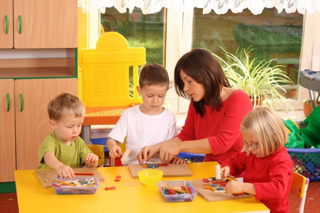 Персонал детского сада должен иметь профильное образование