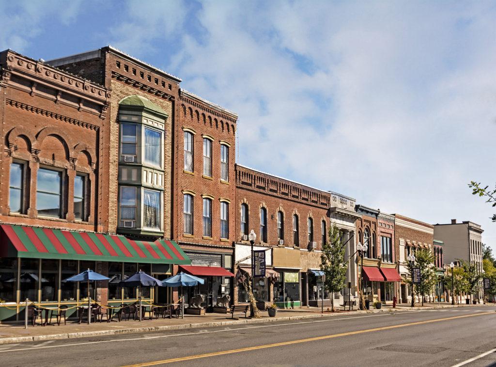 Что можно продавать в маленьком городе?