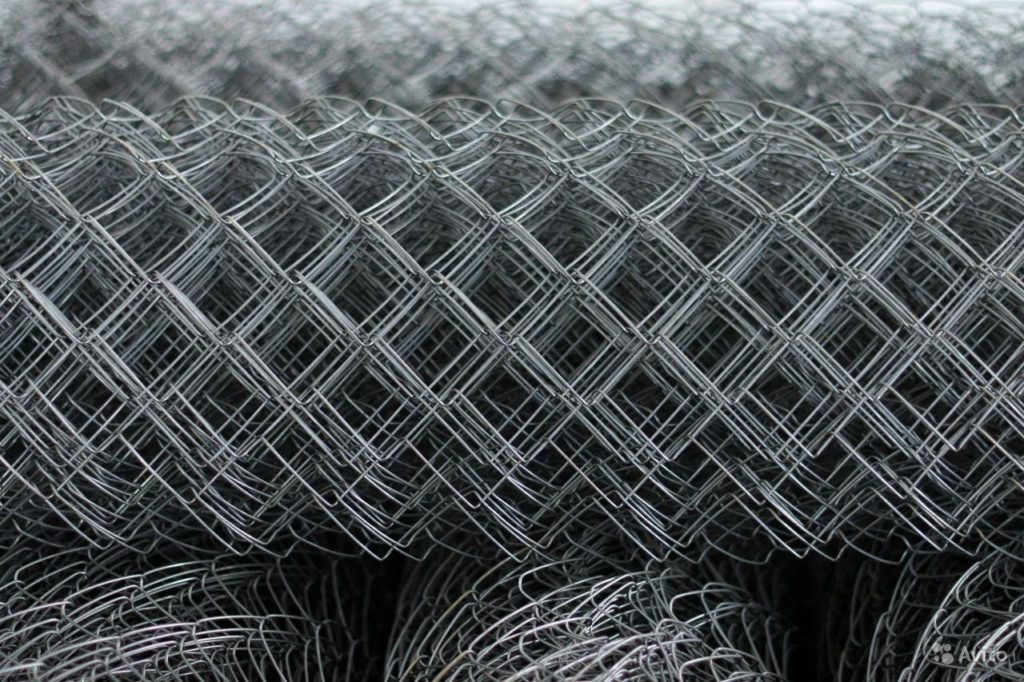 Изготовление сетки-рабицы