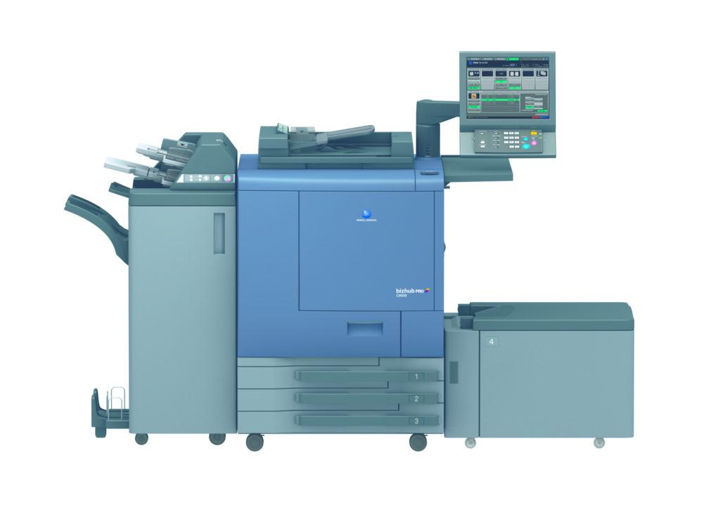 Цифровая печатная машина - самое дорогое оборудование