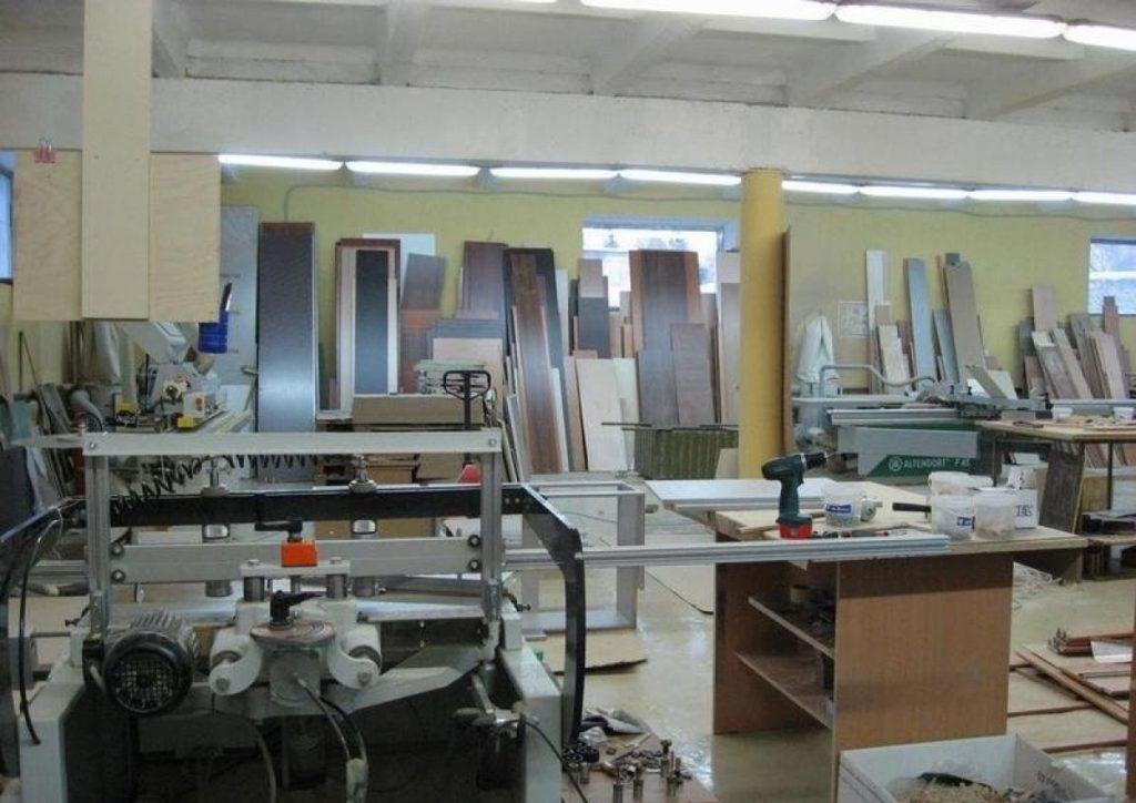 Цех по производству корпусной мебели должен располагаться в промышленном районе города