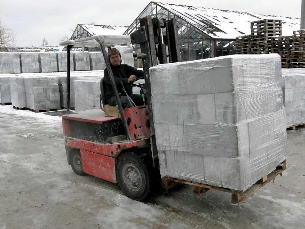 Открытие цеха по производств пеноблоков потребует значительных  капитальных вложений