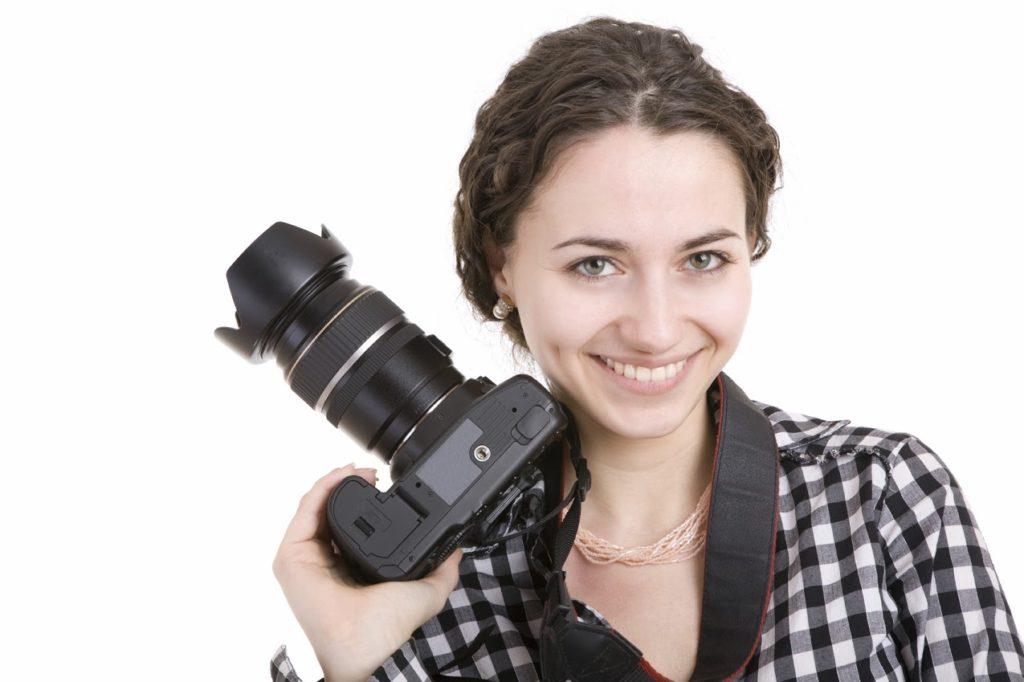 Фотограф должен иметь опыт работы
