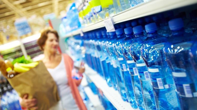 Потребители бутилированной воды