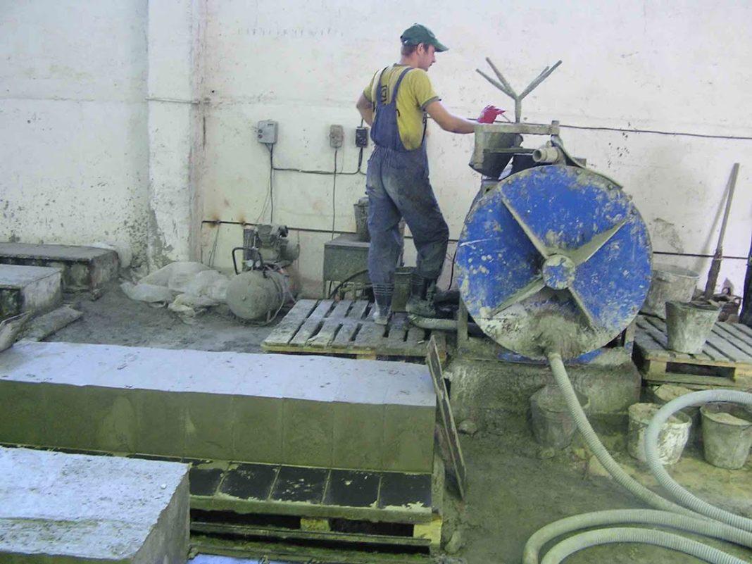 производство газоблока в домашних условиях