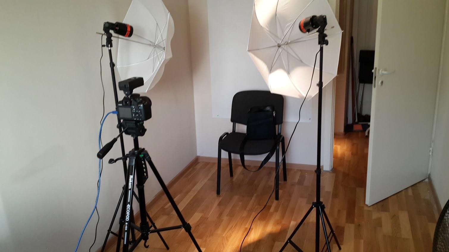 сорок размещение фотовспышек в комнате нашей эры результате